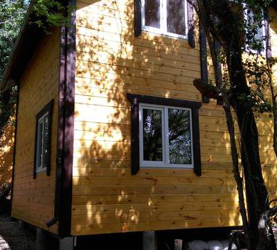 Домик в лесу под ключ